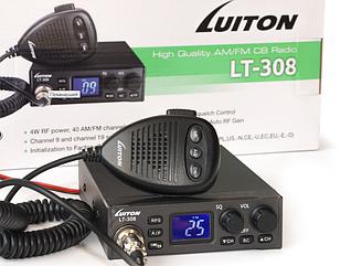 Рация автомобильная Luiton LT-308