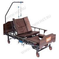 MET KARDO Домашняя медицинская механическая кровать с туалетным устройством