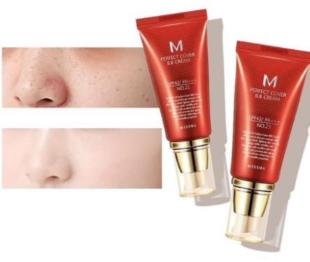 ББ кремы M Perfect Cover BB Cream от Missha