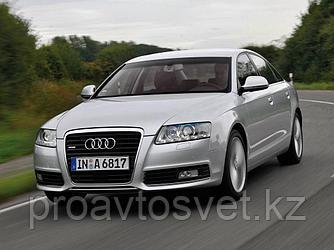 Переходные рамки для Audi A6 2005-2011 на HELLA 3/3R