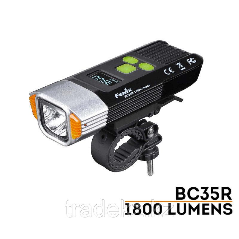 Велофара аккумуляторная Fenix BC35R, 1800 Lm, USB зарядка