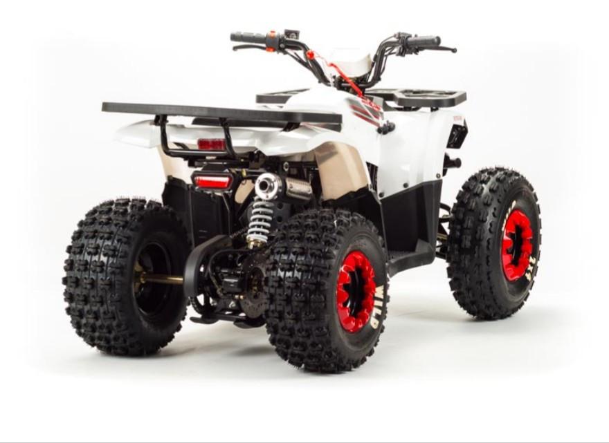 КВАДРОЦИКЛ ATV 130-8 CRUISER 77S - фото 3