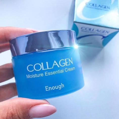 Увлажняющий крем с коллагеном Enough Collagen Moisture Essential Cream