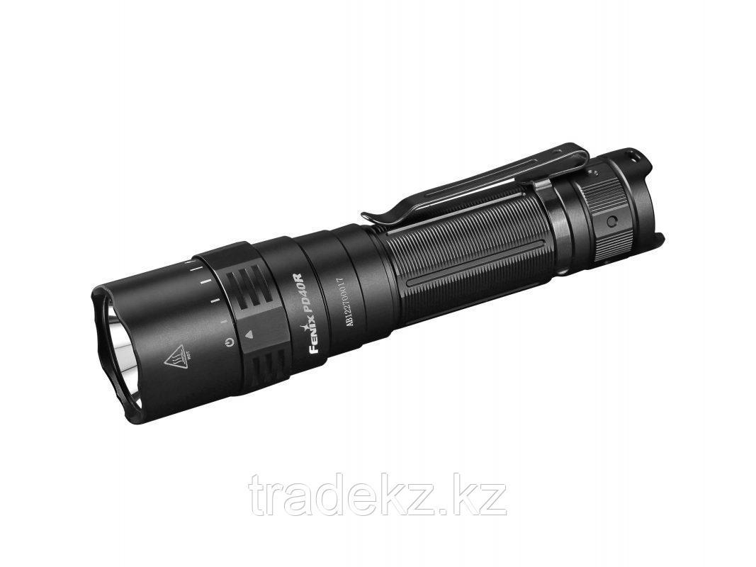 Фонарь тактический светодиодный Fenix PD40R V2.0, 3000 Lm, USB зарядка