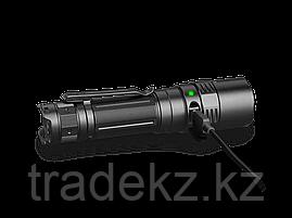 Фонарь тактический светодиодный Fenix PD40R V2.0, 3000 Lm, USB зарядка, фото 3