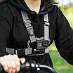 Крепление на грудь TELESIN для GoPro HERO 8/7/6/5/4/3+/3, SONY, SJCAM, фото 5