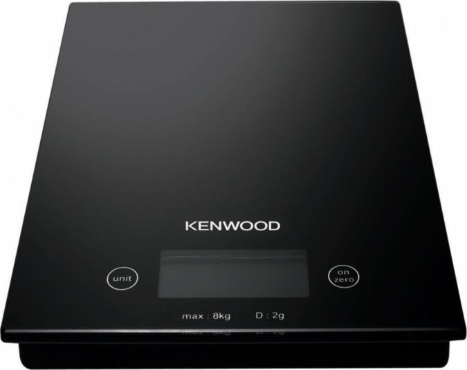 Весы кухонные Kenwood DS400 черный