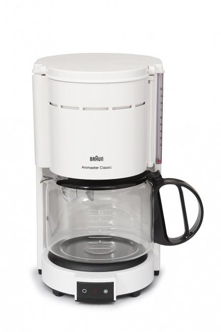 Кофеварка капельная Braun KF 47/1 белый