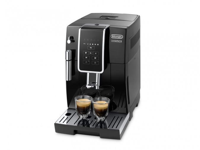 Кофемашина DeLonghi ECAM 350.15.B черный*