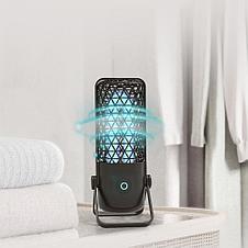 Антибактериальная кварцевая лампа для помещений. Облучатель бактерицидный Smart4me, фото 2