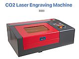 Лазерный станок 40W (300mm х 200mm), фото 2