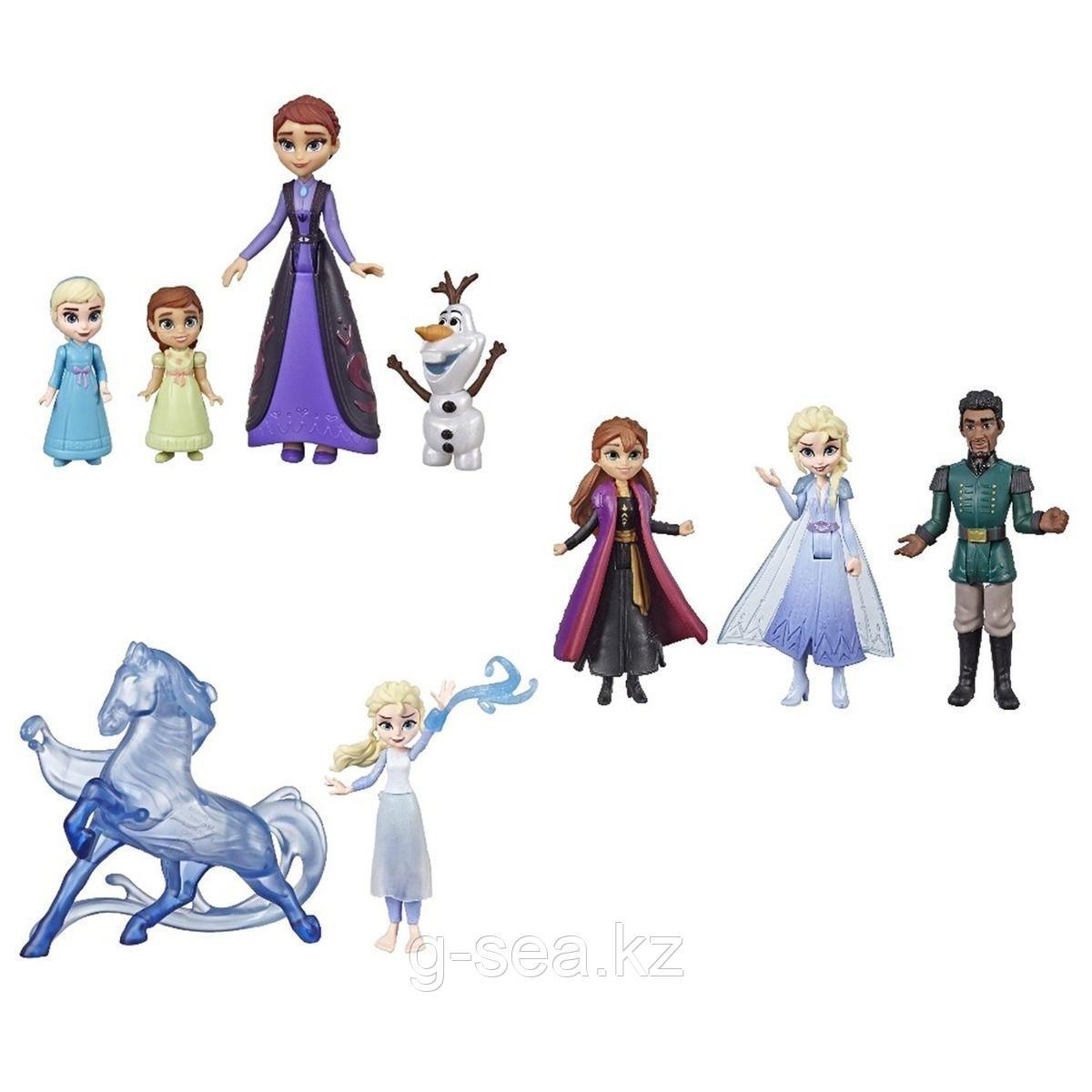Disney Frozen: Игровой набор Холодное сердце 2 делюкс в ассортименте