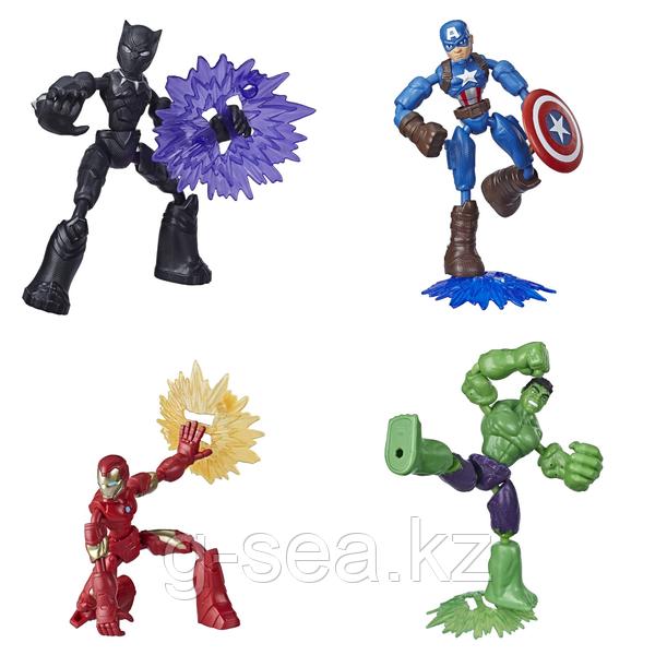Avengers. Bend&Flex: Фигурка Мстители 15см