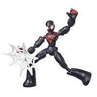 Spider-Man. Bend&Flex: Фигурка Майлз 15см