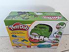 Игра Мистер Зубастик. Халк. Hulk. Классный подарок. Play-Doh. Пластилин., фото 2