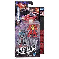 Transformers: Generations. WfC Siege. Микромастер