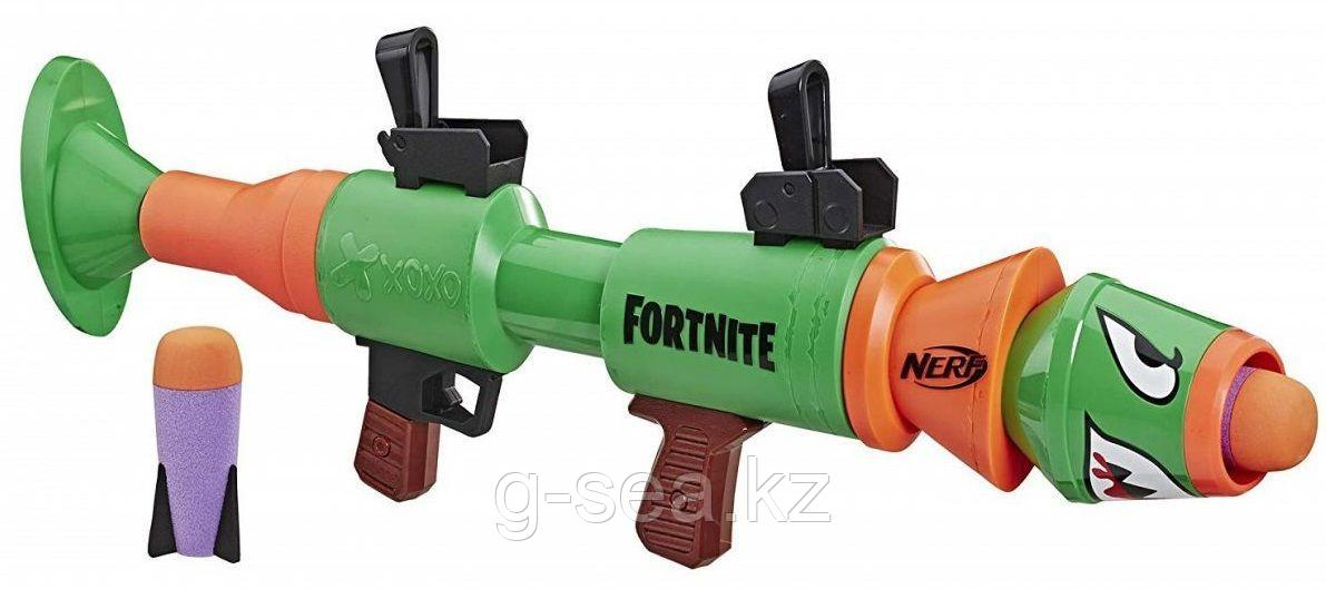 Nerf: Fortnite. Ракетница