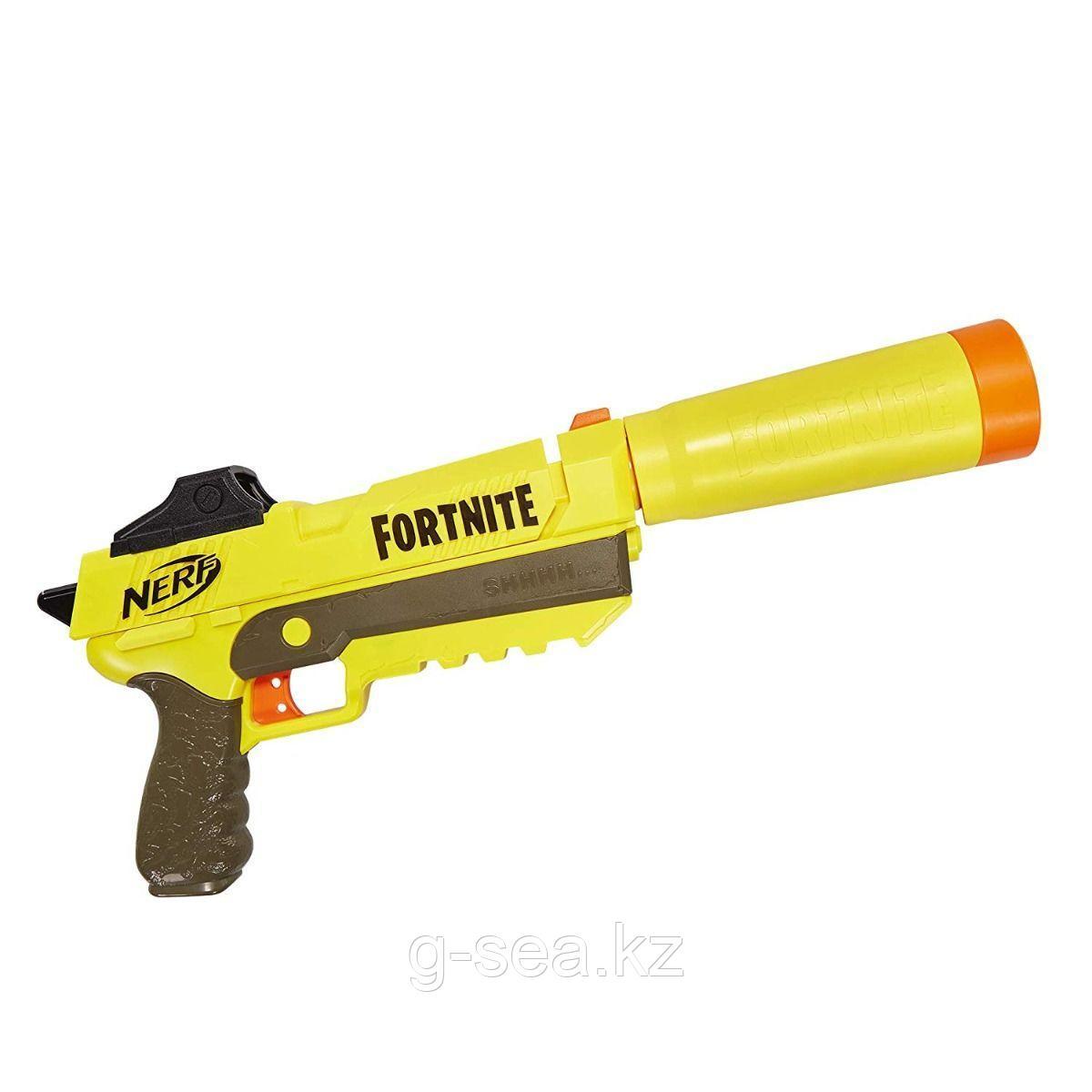 Nerf: Fortnite. Спрингер