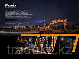 Фонарь налобный светодиодный Fenix HM61R, 1200 Lm, USB зарядка, фото 2