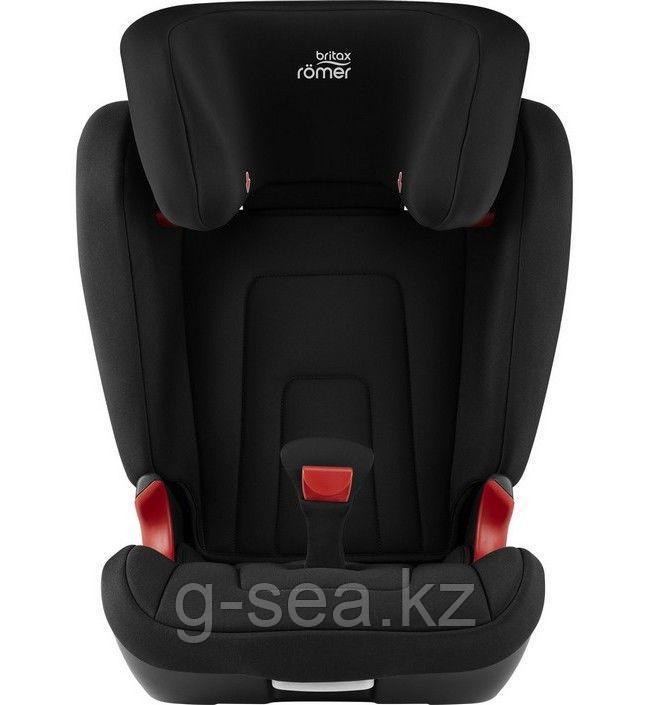 Britax Roemer: Автокресло Kidfix2 R Cosmos Black Trendline (15-36кг) 2г+