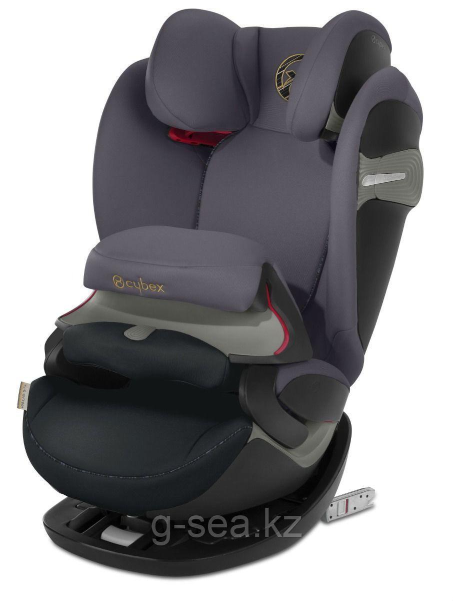 Cybex: Автокресло Pallas S-Fix Premium Black (9-36кг) 9м+