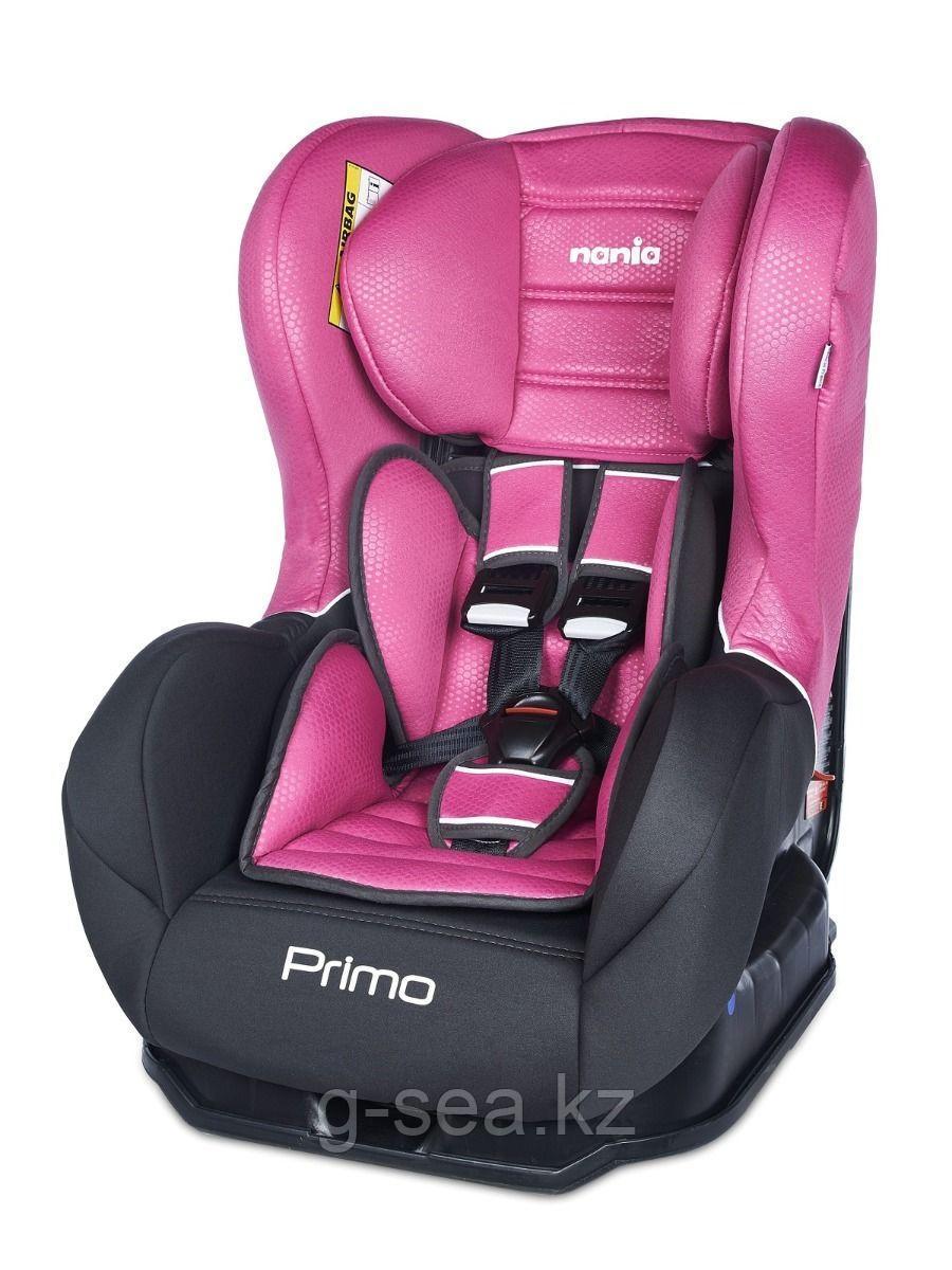 Nania: Автокресло Primo Luxe Pink 0/1/2 (0-25 kg) 0+