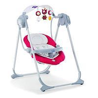 Chicco: Кресло-качалка Polly Swing Up Paprika крас., фото 1