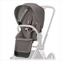 Cybex: Н-р чехлов для прогулочного блока коляски Priam III Soho Grey
