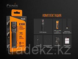 Светодиодный фонарь Fenix E30R, 1600 Lm, USB зарядка, фото 3