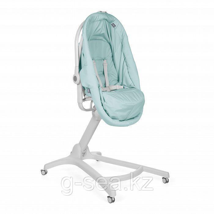 Chicco: Кроватка-стульчик Baby Hug 4-в-1 Aquarelle