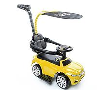 Happy Baby: Машина-каталка Jeepsy (yellow ), фото 1