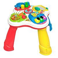 Chicco: Игровой центр Говорящий столик ABC 12м+