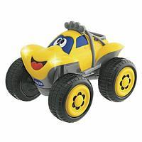 """Chicco: Машинка """"Билли большие колеса"""" 2г+, фото 1"""