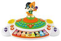 Chicco: Музыкальная игрушка Пианино 44 Котенка, фото 1
