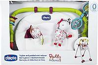 Chicco: Дуга с игрушками для стульчика Polly Progres5 0м+, фото 1