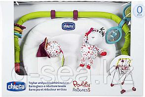 Chicco: Дуга с игрушками для стульчика Polly Progres5 0м+