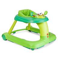 Chicco: Ходунки 123 Baby Walker Light Green