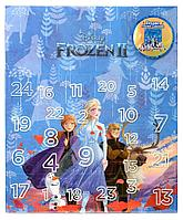 Markwins: Frozen Игровой набор детской декоративной косметики Новогодний календарь 24 подарка