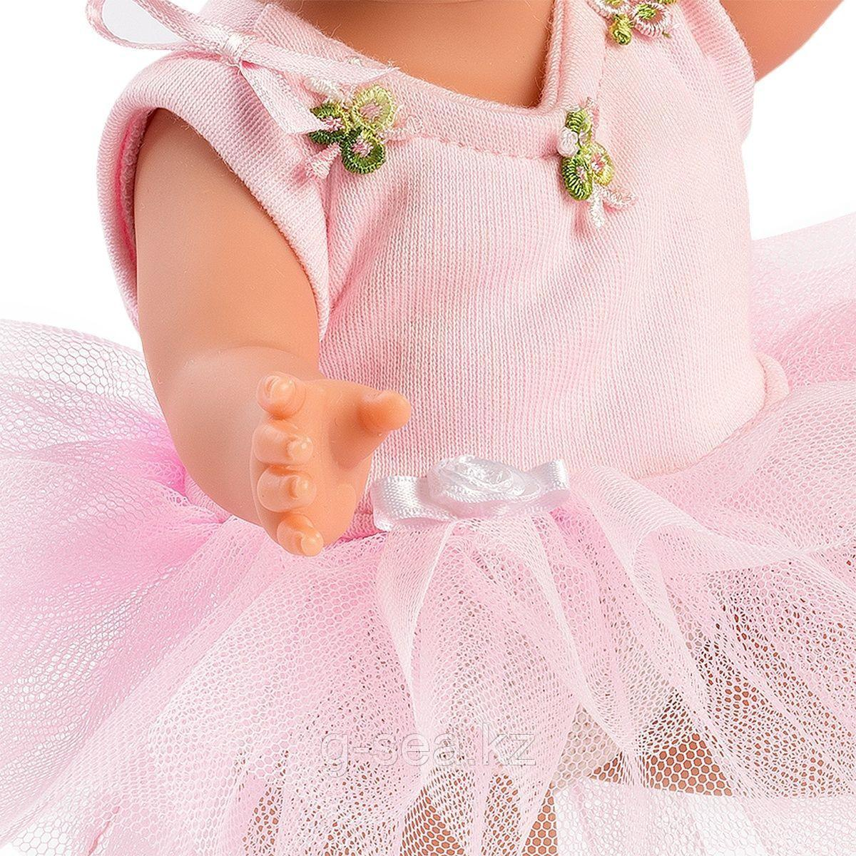 LLORENS: Кукла Валерия 28 см., блондинка балерина - фото 3