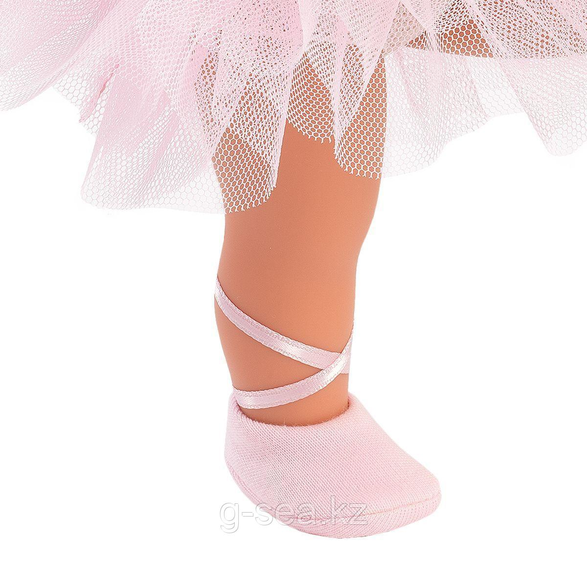 LLORENS: Кукла Валерия 28 см., блондинка балерина - фото 4