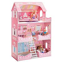 """PAREMO: Кукольный домик """"Адель Шарман"""" (с мебелью)"""