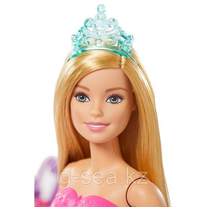 Barbie: Дримтопия: Кукла Barbie Dreamtopia Сказочный экипаж с фантастической лошадью - фото 4