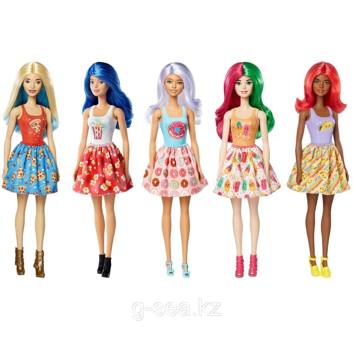 Barbie: Color reveal _2020: Кукла Barbie Colour Reveal 2 волна, в асс.