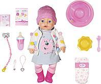 BABY born: Кукла Интерактивная Стильная Весна, 43 см, кор.