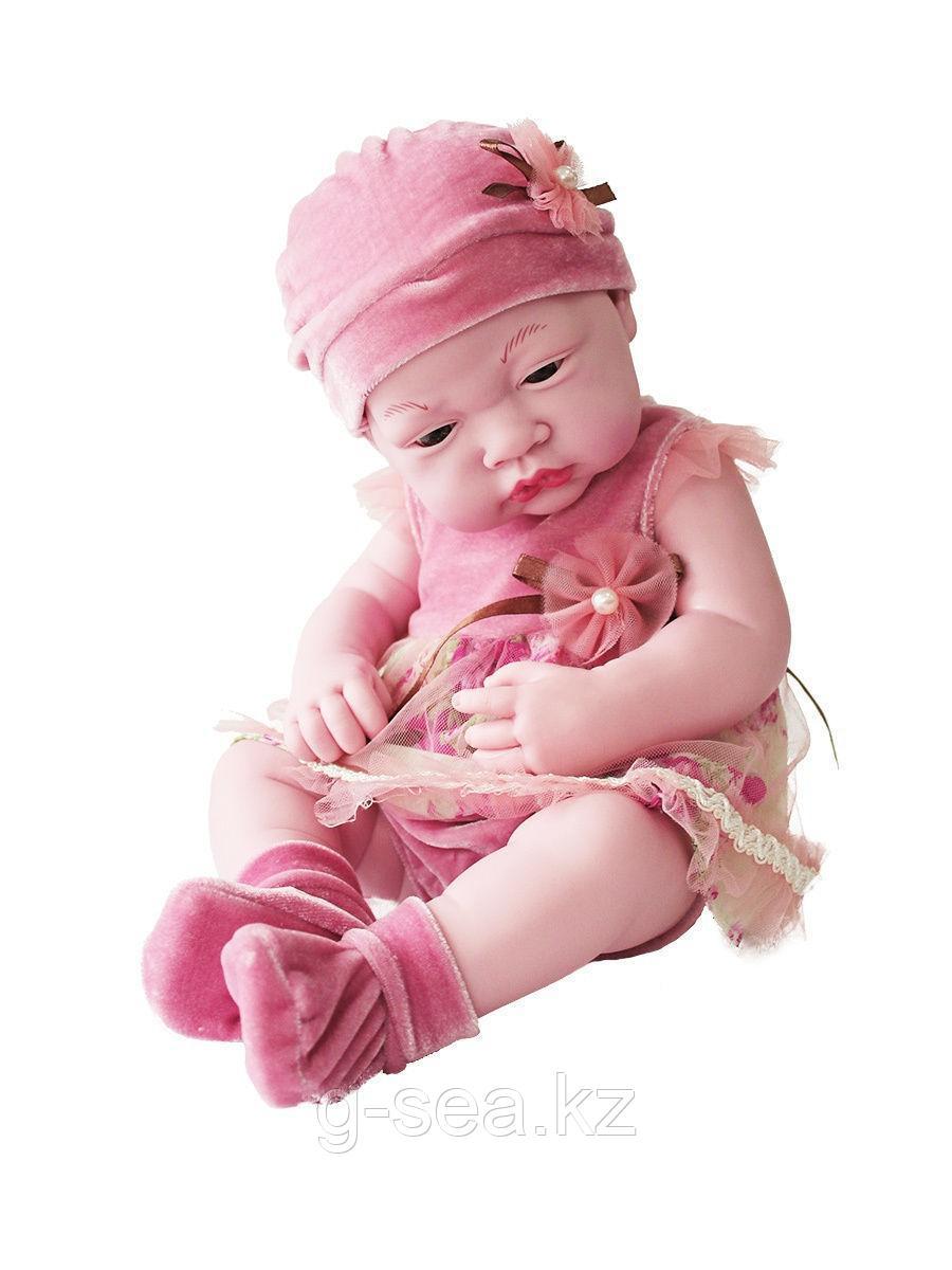Baby So Lovely: Кукла Малыш 37 см, с н-ром одежды