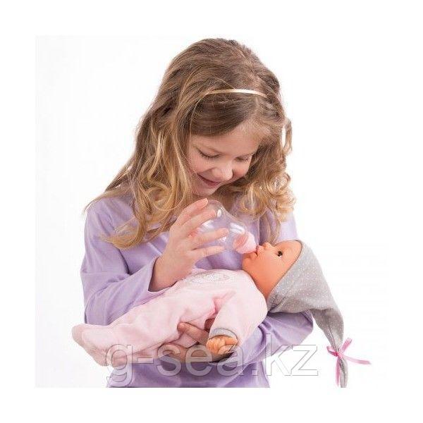 Bayer Dolls: Интерактивная кукла-пупс Piccolina, 38см, с пустышкой и бутылочкой - фото 3