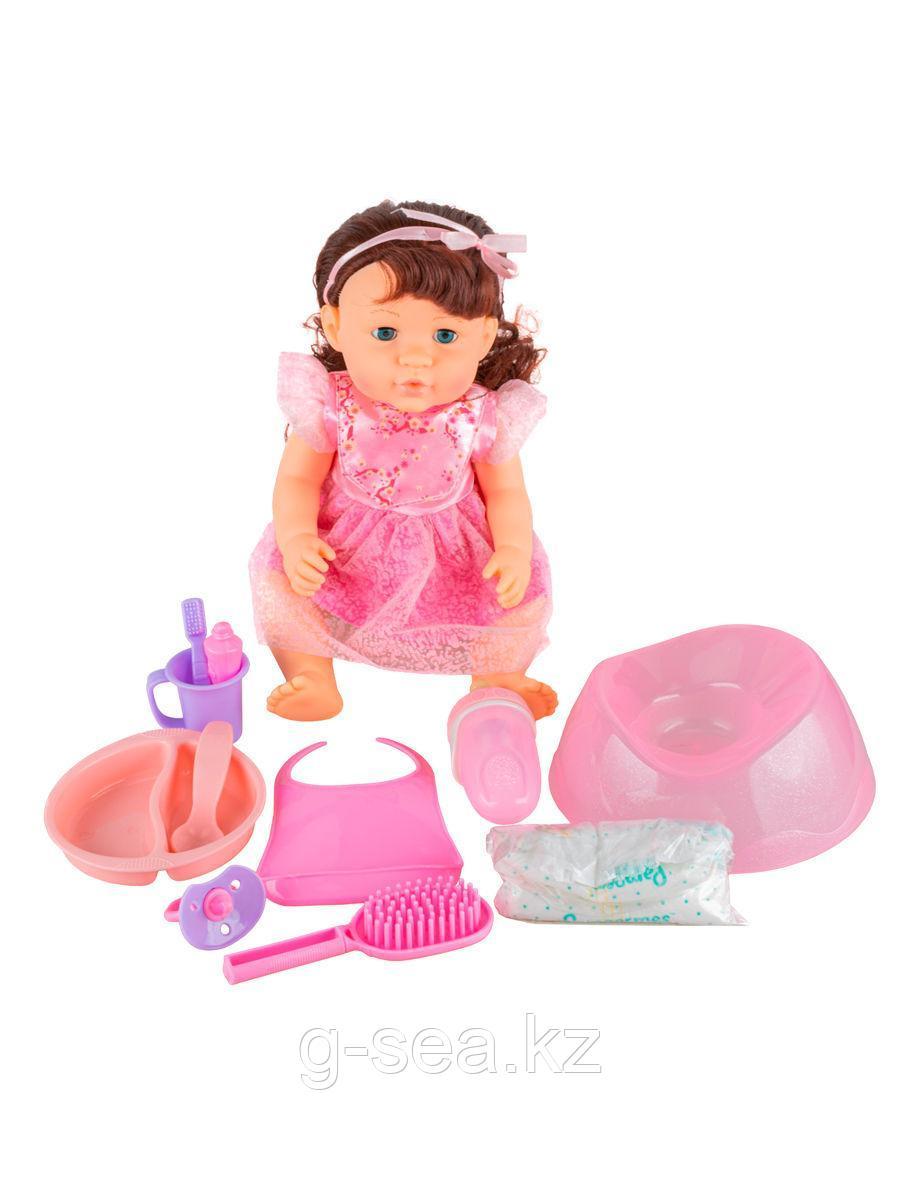 WeiTai: Интерактивная кукла, с аксесс. 3189017D7