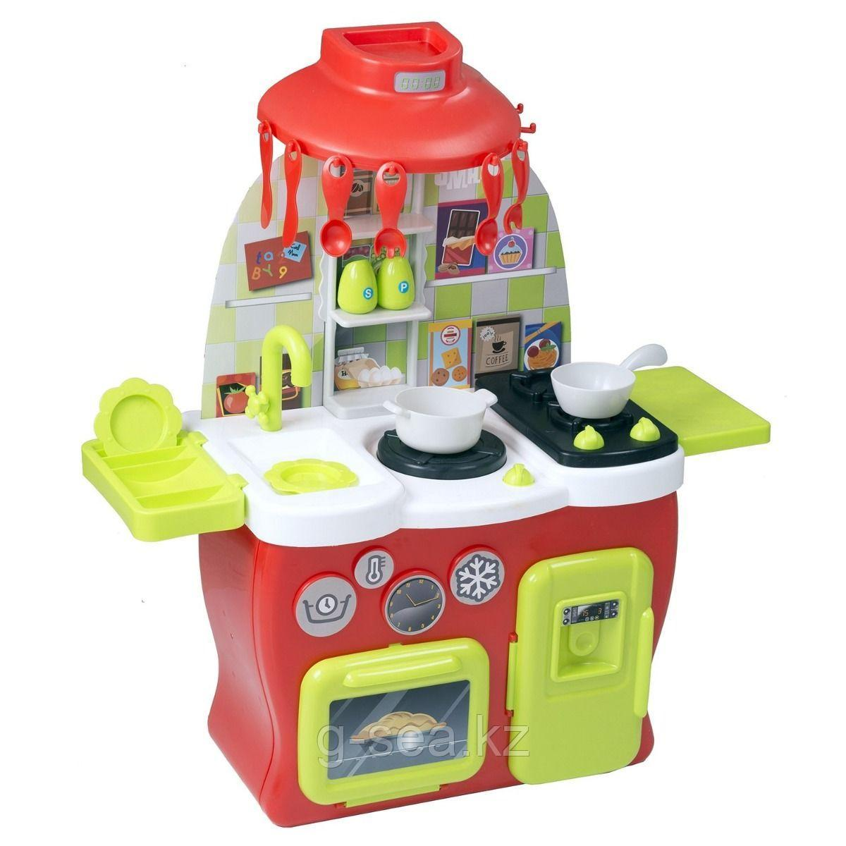HTI: Моя первая электронная кухня Smart