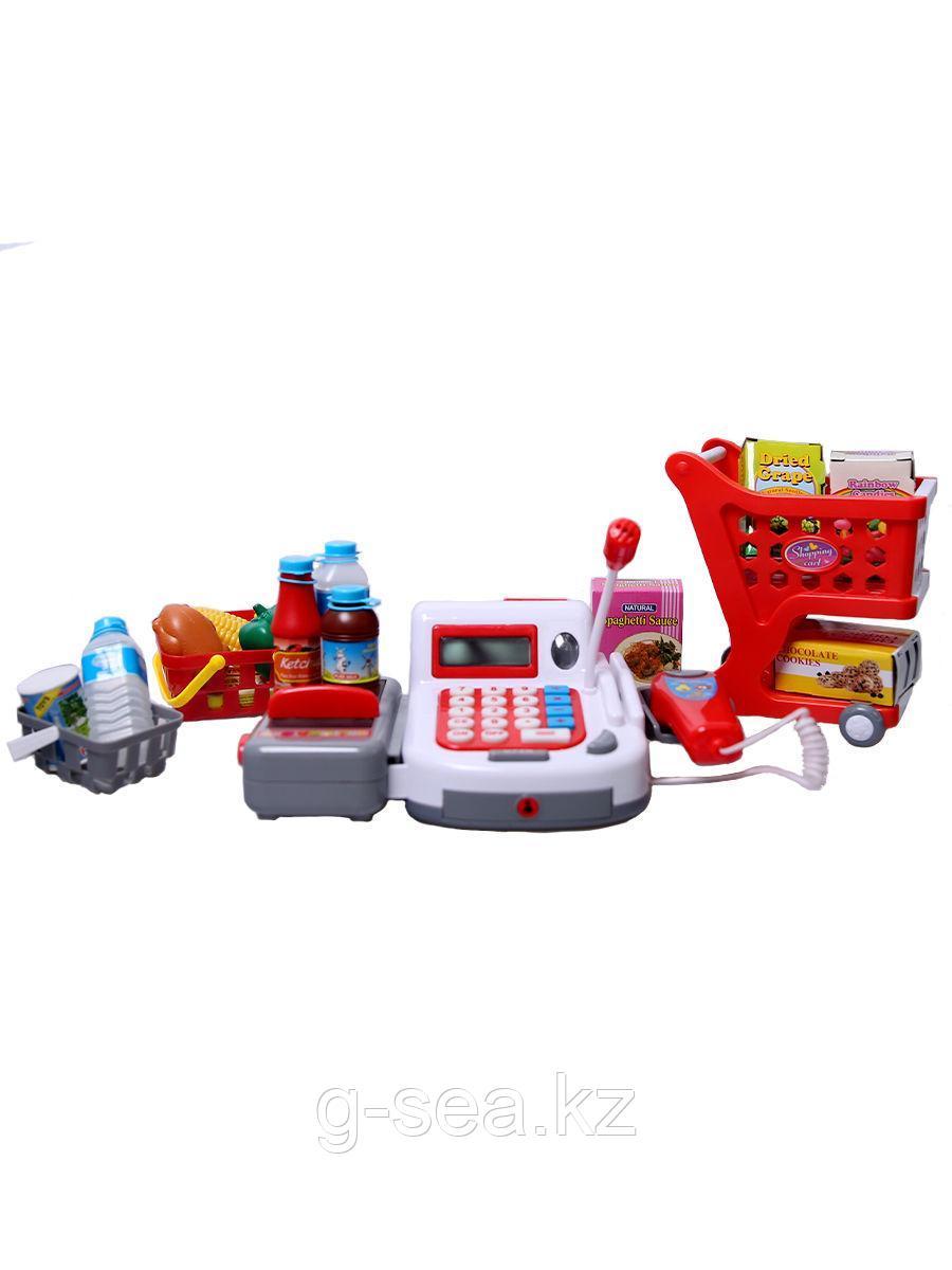 KX: Игр. набор Супермаркет с кассой