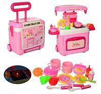 JD Toys: Кухонный набор 2 в 1, ручка со светом и музыкой